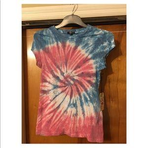 Splash Jimmy Tye Dye T-Shirt Sz L NWT